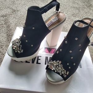 Steve Madden Shoes - lighty worn, great condition
